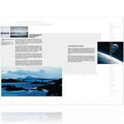 Imagebroschüre · Neugestaltung · Sprachwechsel