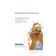 Deloitte · Jubiläumsanzeige
