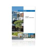 Corporate-Design · Informationsbroschüre Ärztehaus