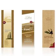 Entwürfe Packaging Design für Mikes Premium (Aldi Süd)