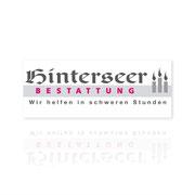 Logoentwicklung Hinterseer Bestattung