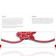DecisionManagement · Neues Corporate-Design · Imageflyer