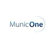 MunicOne · Corporate-Design-Entwicklung · Logoentwicklung