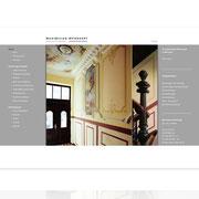 Internetauftritt Architekturbüro Maximilian Weishaupt · www.architekt-weishaupt.de · Neues Corporate-Design