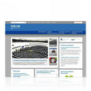 Genossenschaftsverband Bayern · www.gv-bayern.de ·Webauftritt Responsive Webdesign · Dynamische Webseite, für PC, Tablet, Smartphone · Content-Management-System · Typo3