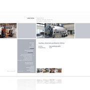 Relaunch Webdesign · Neues Corporate-Design