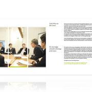 Von Boyen Consulting · Corporate-Design-Entwicklung · Onboarding · Innenseiten