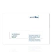MunicOne · Corporate-Design-Entwicklung · Email-Vorlage
