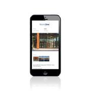 MunicOne · www.municone.de · Responsive Webdesign · Dynamische Anpassung für Smartphone · CMS · Typo3