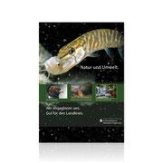 Kreissparkasse Miesbach-Tegernsee · Plakat für Umwelt und Tourismus