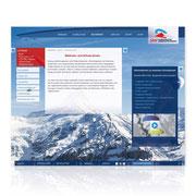 Schweizer Hängegleiter-Verband · Wettbewerb · Webentwurf