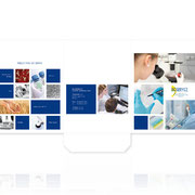 BSL Bioservice · Neues Corporate-Design · Imagemappe