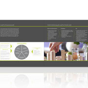 Von Boyen Consulting · Neues Corporate-Design · Imagebroschüre