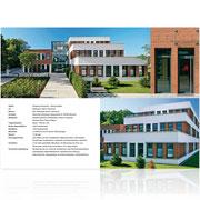 Architekturbüro Maximilian Weishaupt · Neubau Ärztehaus Schwendi