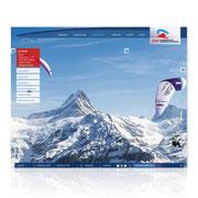 Schweizer Hängegleiter-Verband · Wettbewerb · Internetentwurf