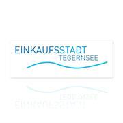 Logoentwicklung Einkaufsstadt Tegernsee