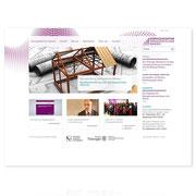 Serviceagentur Demografischer Wandel · www.serviceagentur-demografie.de · Internetauftritt Responsive Webdesign · Dynamische Webseite, für PC, Tablet, Smartphone · Content-Management-System · Typo3