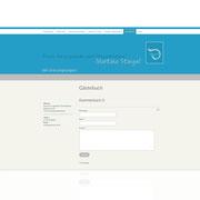 Webseite Praxis für Logopädie ·  www.logopraxis-wt.de · Dynamische Webseite