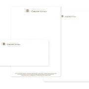 Hotel CarltonAstoria · Geschäftsausstattung · Brief · Visitenkarte