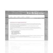 Onepage-Design Umsetzung mit integriertem Content-Management-System · Typo3