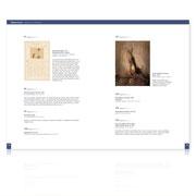 Neues Corporate-Design · Ausstellungskatalog