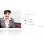 AuditDialogConcept · Corporate-Design-Entwicklung · Imagebroschüre