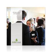 Von Boyen Consulting · Corporate-Design-Entwicklung · Imagebroschüre