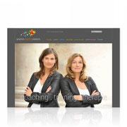 Webauftritt positive coaching network · www.positive-coaching.net · Internetauftritt Responsive Webdesign · Dynamische Webseite, für PC, Tablet, Smartphone · CMS · Typo3