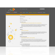 Homepage positive coaching network · www.positive-coaching.net · Full-Responsive Webdesign · Dynamische Homepage, für PC, Tablet, Smartphone · CMS · Typo3