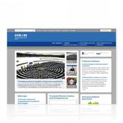 Genossenschaftsverband Bayern · www.gv-bayern.de · Internetauftritt Responsive Webdesign · Dynamische Webseite, für PC, Tablet, Smartphone · Content-Management-System · Typo3