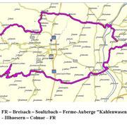 Route Kahlenwasen