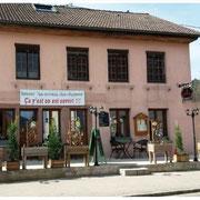 Restaurant La croisee des chemins in Saales