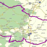 Route am 29.07.17