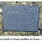 Tafel Donauqu.