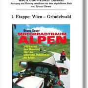 Buch MOTORRADTRAUM  ALPEN
