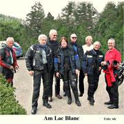Am Lac Blanc