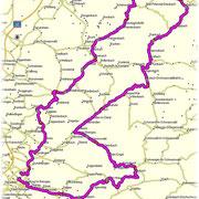 Route Ortenau