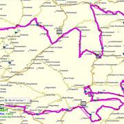 Route am 9.10.21