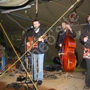 Les membres du groupe Ormuz font retentir leurs notes mélodieuses.