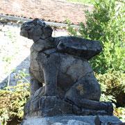 une décoration au hasard d'une ballade à Saint Cirq Lapopie