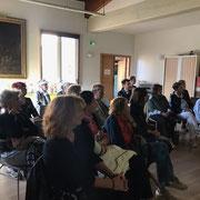 Conférence à Cabris 2019 oct. 26