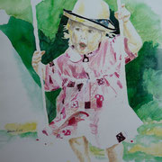 Mix Stifte & Aquarell ( ab 180 €)