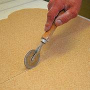 Knäckebrot-Herstellung