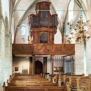 Die Orgel des westfälischen Meisters Caspar Melchior Vorenweg von 1788 spielt neben ihrer liturgischen heute eine wichtige Rolle als Konzertinstrument. Ergänzt wurde sie 2005 um eine Chororgel aus der Manufaktur Mühleisen.