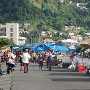 Markt auf der Baystreet