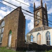 Überreste des letzten Hurricans