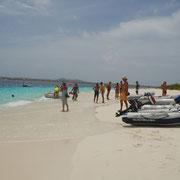 Auf Klein Bonaire