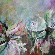 organics I, 95x125 cm, Acryl auf Leinwand