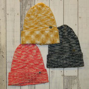 Mix knit cap 3,675yen