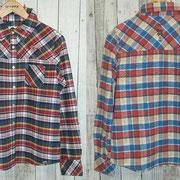 毎年冬になると欲しくなるチェックのネルシャツ。7,350yen